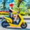 EXCLU MAGASIN: Passez au scooter électrique YOUBEE CITY 50 !